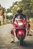 Busa (Man Made Machines) Tags: motorcycle ride rider red busa suzuki japanese india indian moment present enjoy passion photography nikon iamnikon