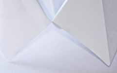 Just White Paper (beverlyks) Tags: macromonday justwhitepaper paper paperfortuneteller fortune crafts thefuture