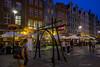 Gdańsk (nightmareck) Tags: gdańsk trójmiasto pomorskie polska poland europa europe zmierzch dusk twilight bluehour handheld streetphotography fotografiauliczna sonyrx100 dscrx100 rx100 cybershot compactdigitalcamera 1inchsensor carlzeiss variosonnartf18 28100mm lato summer