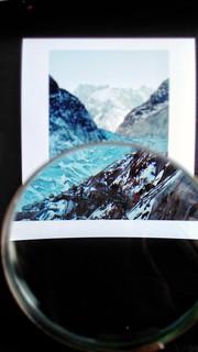 Details in film 1  #lens #film #detail #focus #montebianco #whitemountain #seaofice #merdeglace #ciscophoto #glacier #kodakfilm #chamonix #magnification