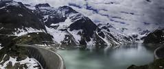 Panorama Kaprun-1 (Richard van Hilten) Tags: oostenrijk austria dealpen thealps kaprun stausee