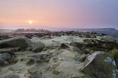 Curbar Colour (martinl3) Tags: curbaredge sunrise peakdistrict frost canon nationalpark moorland britain england