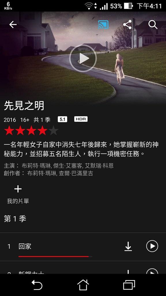 Netflix 5.1 HDR