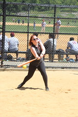 C&R's DBC 6 Softball Game in Central Park (covinoandrich) Tags: show park new york city cruise 6 game broadcast june radio studio happy comedy baseball satellite rich hour convention gotham mets ainsworth hornblower dbc dudebro siriusxm covino dbc6