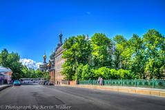 Second Sadovy Bridge (Kev Walker ¦ 8 Million Views..Thank You) Tags: stpetersburg russia hdr 2015 kevinwalker