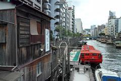 DP1M4387Lr (photo_tokyo) Tags: japan river tokyo 東京 kandagawa 2015 yakatabune 神田川 河口 屋形船