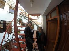 Photo de 14h - Bien arrivés après 40h de trajet (Cusco, Pérou) - 03.07.2014