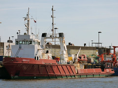 Beka 3 (IMO 7235551) (Parchimer) Tags: cuxhaven supplyvessel ahts versorger offshorevessel ankerziehschlepper