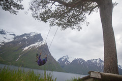 RelaxedPace22892_7D7683 (relaxedpace.com) Tags: norway 7d ropeswing 2015 mikehedge trandal christiangaard
