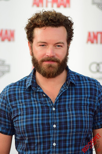 Danny Masterson at the World Premiere of Marvel's Ant-Man #AntMan #AntManPremiere - DSC_0649