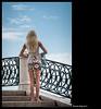 Magritte inspired (magicoda) Tags: bridge flowers venice light sky italy woman black sexy feet water hair bag square canal photo donna nikon shoes couple italia foto photographer legs emotion candid panty magritte skirt ponte voyeur cielo barefoot blonde passion wife upskirt reality piazza fotografia dslr acqua venezia borsa miniskirt nero luce sanmarco scarpe canale fotografo gambe selfie passione veneto d300 bionda 2015 realtà emozione minigonna magicoda davidemaggi maggidavide