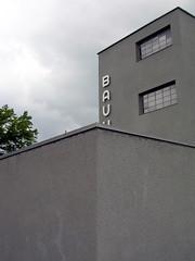 bauhaus (pedro smithson) Tags: travel school building berlin art architecture germany deutschland design nikon europe modernism coolpix bauhaus mies dessau 3100 waltergropius pedrosmithson
