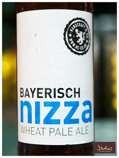 Bayerisch Nizza Wheat Pale Ale 德國巴伐利亞霓吒小麥淡艾爾啤酒 330ml 5.3%_20150702_NT$285_Germany_7021679__Neoimage