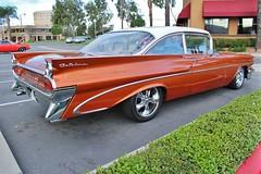 Million Dollar Breakfast Cruise 2/22/15 (USautos98) Tags: catalina pontiac 1959