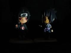 Uchihas brothers (TobiasGPA) Tags: foto clan sasuke sharingan uchiha konoha akatsuki itachi