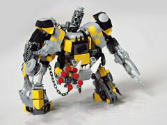 Killa KAN (TGBDZ) Tags: robot walker warhammer mecha wh40k killakan tgbdz