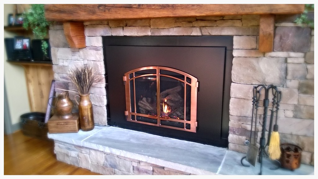 Mendota Full View 44I Direct Vent Fireplace Insert