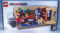 Lego 21302 - Ideas - The Big Bang Theory (gnaat_lego) Tags: amy lego howard bernadette review penny leonard ideas raj sheldon 21302 gnaat thebigbangtheory tbbt cusoo