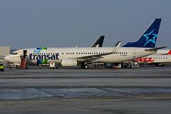 F-GZHJ (Air Transat - Transavia cs) (Steelhead 2010) Tags: airtransat transavia freg fgzhj yhm boeing b737 b737800