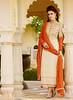 Brown Tussar Silk Straight Cut Salwar Kameez (nikvikonline) Tags: salwarkameez tussar tussarsilk silkkameez silk kamiz kamizonline red pink achkanstyle nikvikcom nikvik pakistanikameez womenfashion womenclothing weddingdress women wedding womenswear wear