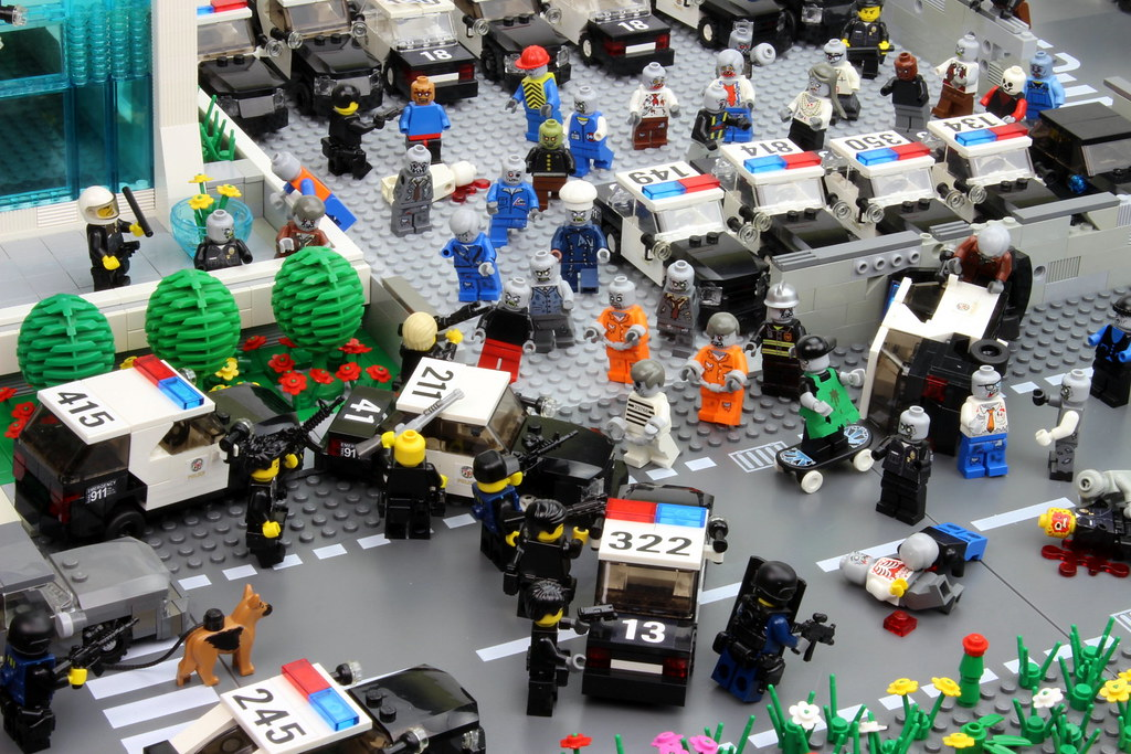 The World S Newest Photos Of Lapd And Lego Flickr Hive Mind