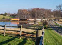 Color at Richville Pond (Nolan Majcher) Tags: wheeling lake erie 555 we oh ohio richville pond 2662 101