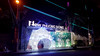 Christmas at the nightclub (Roving I) Tags: christmas decorations nightclubs redlights entrances nightlights nightlife street design trees chairs newphuongdong motorcycles danang vietnam