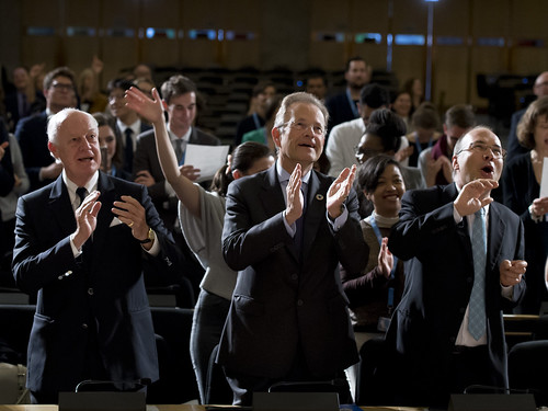 United Nations Staff Day in Geneva
