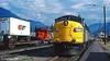 Beautiful British Columbia (C.P. Kirkie) Tags: canadiannational cn cnr britishcolumbia bostonbar via passengertrain emd funit f9 railroads trains canada viarailcanada