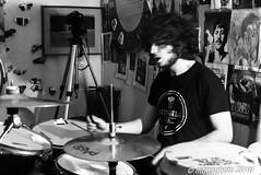 Borghesi @ Humus (mtmsphoto) Tags: lightroom jfflickr lumix humus avola livemusic borghesi