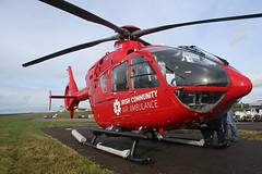 G-SASA EC-135T2 Irish Community Air Ambulance / Babcock (corkspotter / Paul Daly) Tags: gsasa eurocopter deutschland ec135t2 ec35 0147 h2t 4008a7 bond air services 2000 20001012 dhecn eick ork cork irish community ambulance