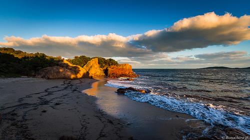 Sur la plage di U Benedettu-001