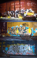 WYSE SYHIS ROEK (Rodosaw) Tags: documentation of culture chicago graffiti photography street art subculture lurrkgod wyse syhis roek