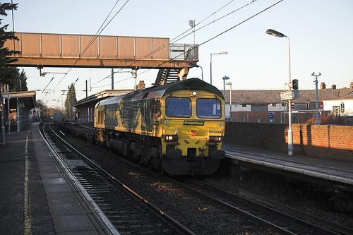 66503 at Stowmarket