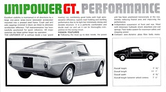 1967 Unipower GT (aldenjewell) Tags: 1967 unipower gt brochure mini