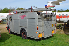 SKT998M (Emergency_Vehicles) Tags: srt998m preserved suffolk ipswich fire service brandon hcb angus bedford engine brooklands emergency show 2015
