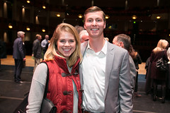 events_20170109_VOE_MaryRhinehart_JM-77 (Daniels at University of Denver) Tags: ceo chancellorrebeccachopp voe voicesofexperience candidphotos deanbrentchrite eventphotography eventsphotos indoors johnsmanville maryrhinehart newmancenterforperformingarts oncampus winter2017