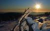 Sun ice (Bayerwaldteam) Tags: sonne sun stern star winter eis ice nebelmeer fogsea alpenblick alpsview