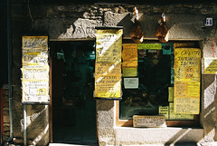 (Carla Andrea Tamara Tonesi) Tags: alberca salamanca summer old film 35mm nikon f80 analog