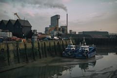 Whitstable in winter (stocks photography.) Tags: michaelmarsh whitstable photographer harbour