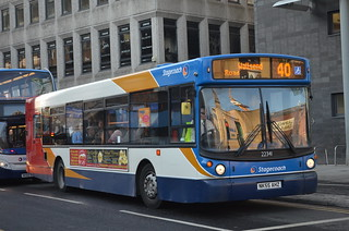 Stagecoach North East: 22341 / NK55AHZ