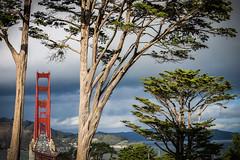 Golden Gate @ Fort Scott (JAKE PINEDA) Tags: golden gate bridge san francisco california bay area fort scott nikon d810 nikkor 2485 f3545 hdr 70200mm f28