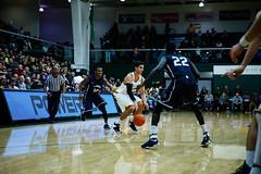 USF Basketball vs LMU 291 (donsathletics) Tags: usf mens basketball vs lmu 287 jordan ratinho university san francisco dons