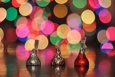 hugs and kisses (ladybugdiscovery) Tags: hugsandkisses hugs kisses bokeh candy sweet hbw happybokehwednesday