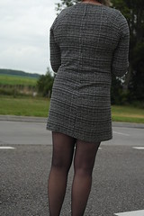SAM_1315 (Irma_Boer) Tags: transvestite pantyhose crossdress minidress travestiet