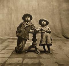 Irving Penn, Cuzco Children, Peru, 1948 (aileverte) Tags: irvingpenn parisphoto2014