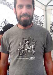 HOSTIAS UN LIBRO! La Cebada. 2015 (Fotos de Camisetas de SANTI OCHOA) Tags: publicacion