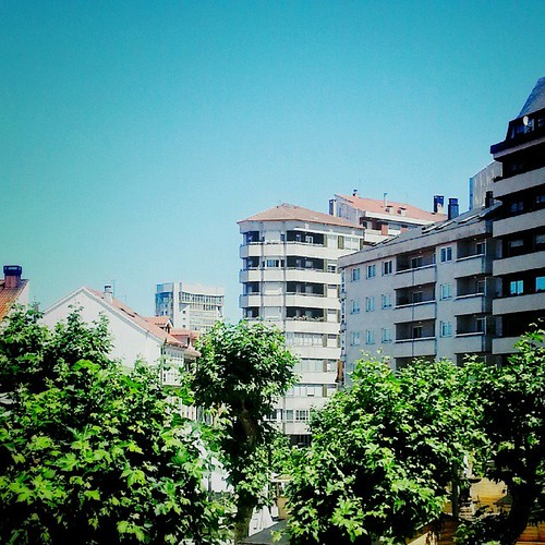 Vistas de Ourense #ourense #galicia #galiciaglobal #town #ciudad #architecture #arquitectura