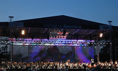 'Salute to America' Concert (Maia C) Tags: night concert stage fourthofjuly independenceday bandshell outdoorconcert comment greenfieldvillage dso maiac hfmgv detroitsymphonyorchestra sonydschx1