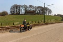 IMG_0340  1920 Wooler Motorcycle (SomeBlokeTakingPhotos) Tags: england heritage history transport beamish nostalgia oldtimer thepast touristattraction countydurham livingmuseum beamishmuseum greatnorthernsteamfair